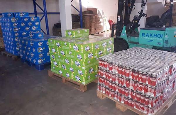 Exporter Distributor pepsi vietnam