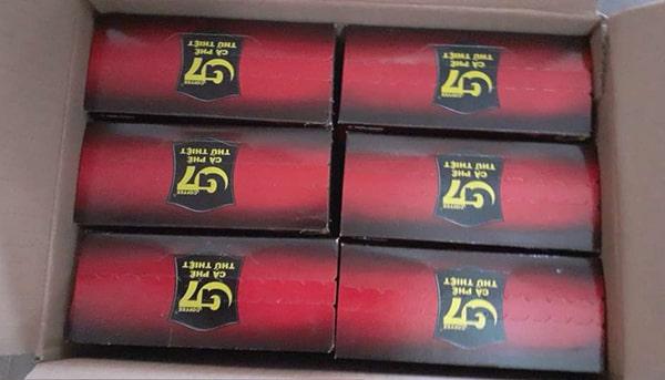 g7 instant coffee vietnam exporter