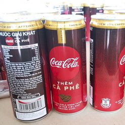 Coca cola cafe vietnam export