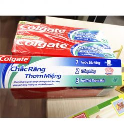 colgate strong teeth toothpaste export