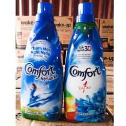 comfort one time sunrise fresh fabric conditioner