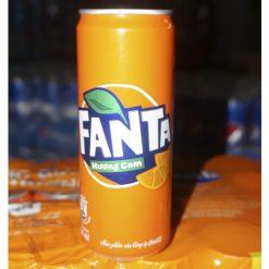 Fanta orange flavour 330ml