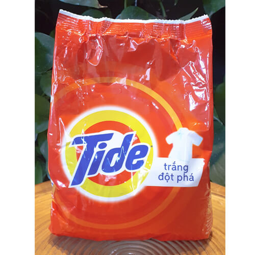 tide detergent powder vietnam export