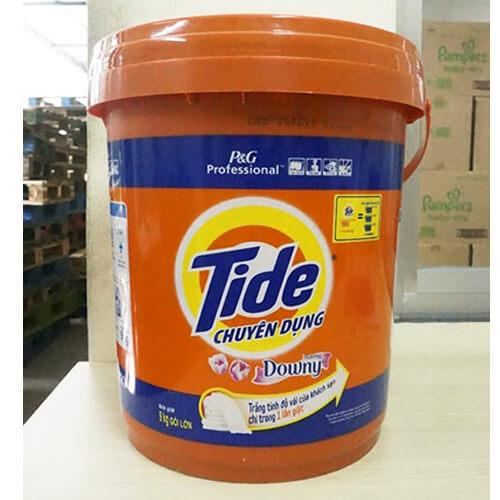 tide powder bucket vietnam export