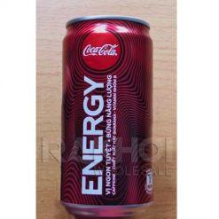 Coca cola energy drink vietnam