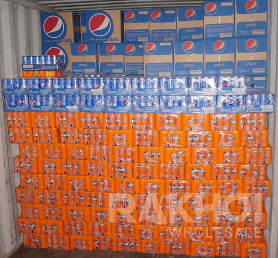 exporter and wholesaler of soft drinks
