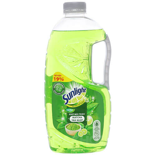 vietnam-Sunlight-Green-Tea-Dish-Washing-Liquid-1.5KG-new