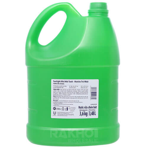 vietnam-Sunlight-Green-Tea-Dish-Washing-Liquid-3-8KG-new