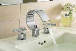 Hot & Cold Bathroom Sink Faucets