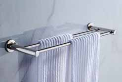 Caesar Bath Towel Holders