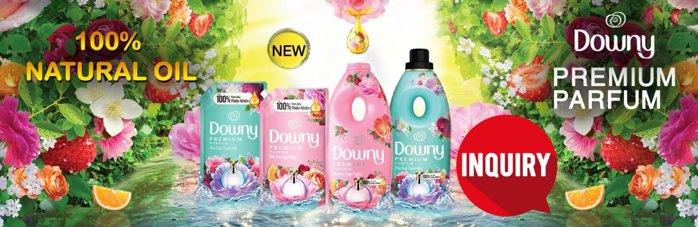 Downy collection