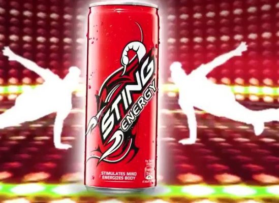 Sting Red Ginseng Berry Blast Energy Drink